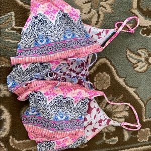 O'Neill bathing suit top